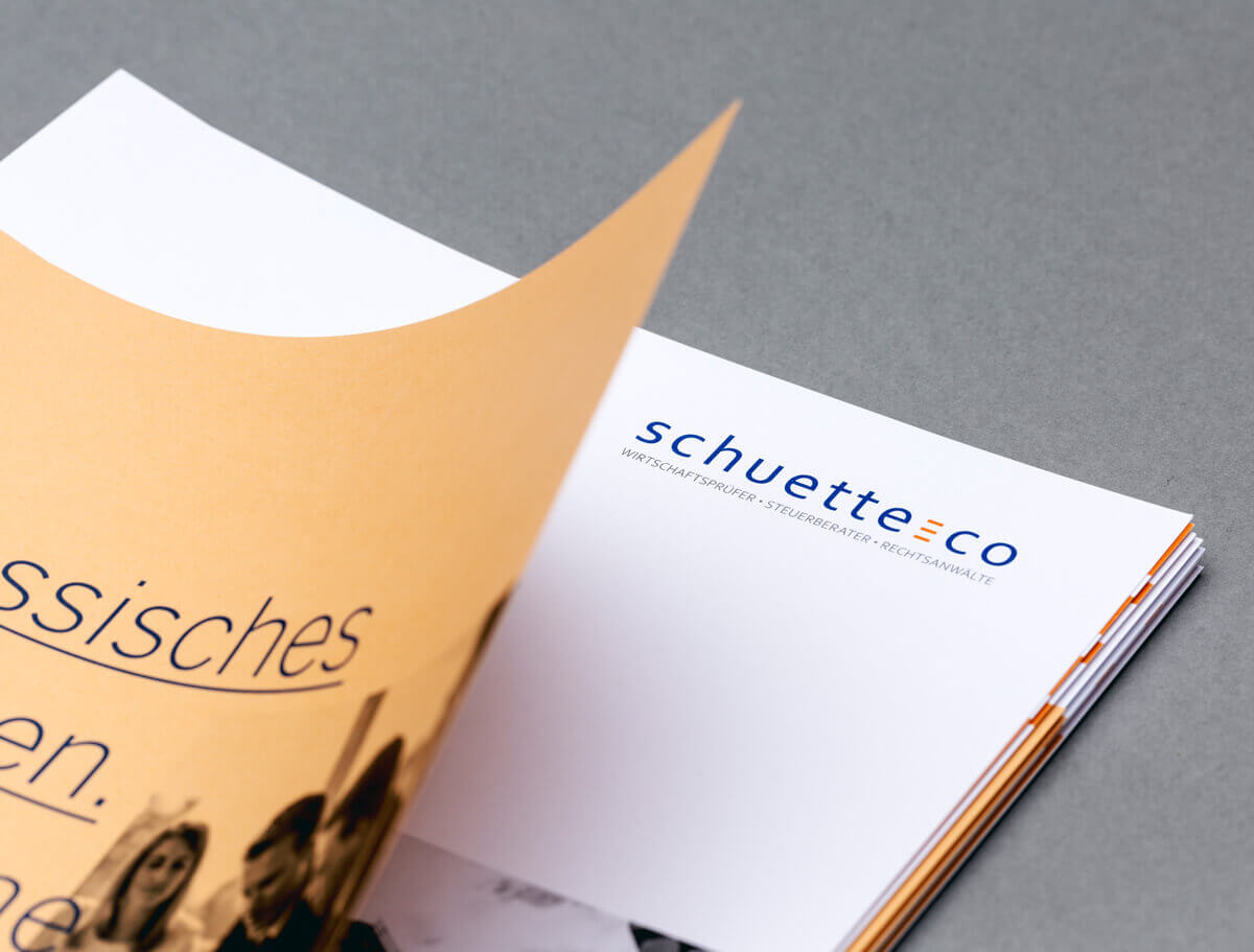 corporate design schütte und co